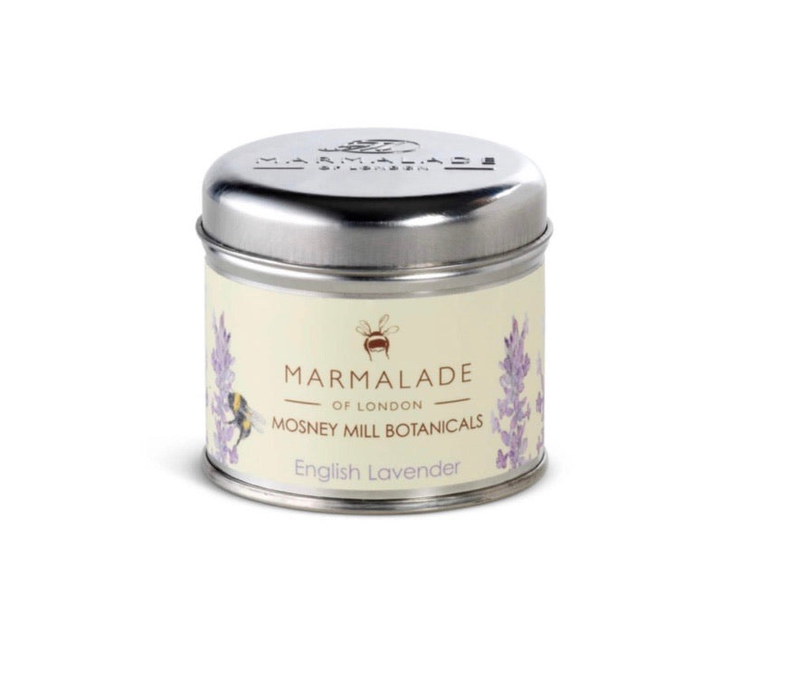 Mosney Mills Botanical English Lavender Candle