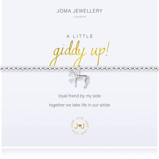 Joma Jewellery - A Little Giddy Up