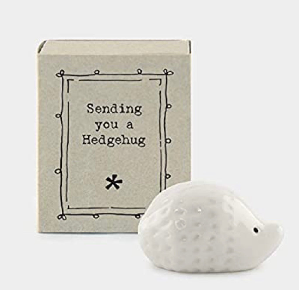 Match Box Animal - Sending You A Hedgehug