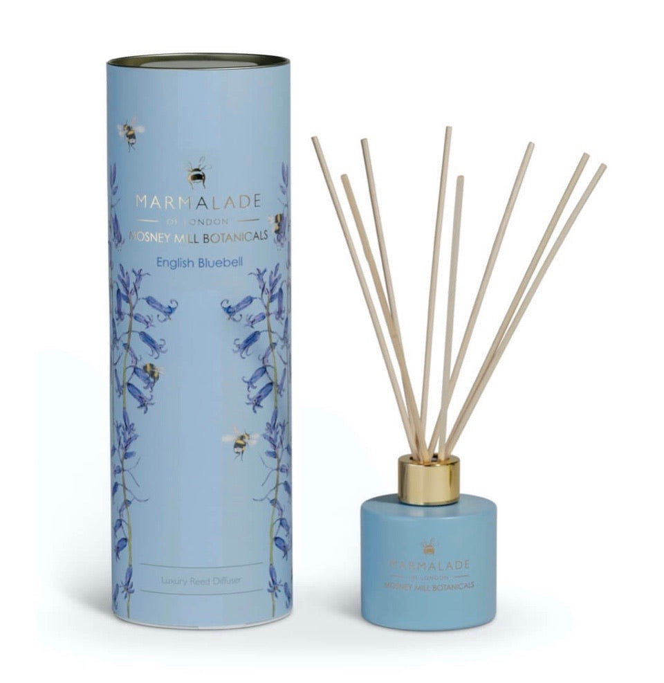Mosney Mills English Bluebell Reed Diffuser