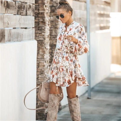 Freya Modern Boho Dress Dresses 8KG Store