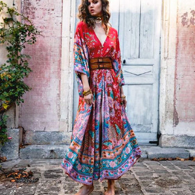 Vivianne Gypsy Heart Dress Diosa Divina