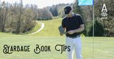 Play Golf Quicker & Better - Use a Yardage Book