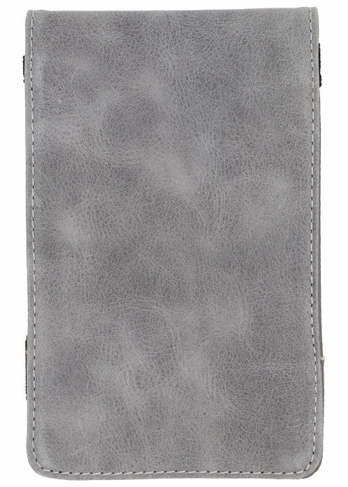 Gray Leather - Ace of Clubs Golf Company - 1
