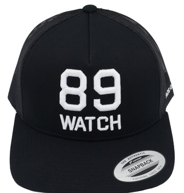 89 WATCH TRUCKER - WHITE - Ace of Clubs Golf Company
