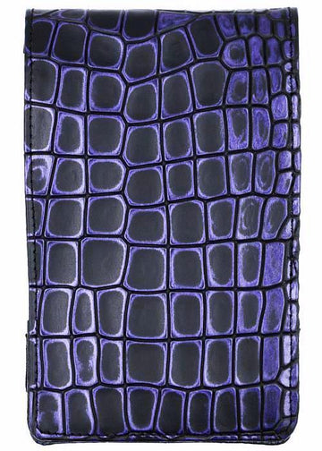 BLACK & PURPLE ALLIGATOR - Ace of Clubs Golf Company