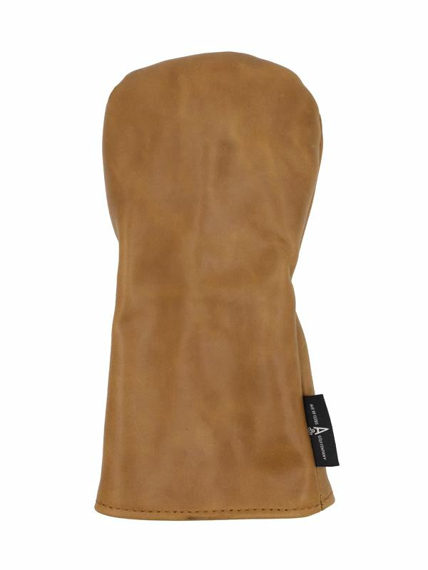 Bourbon Leather FW Cover - Ace of Clubs Golf Company