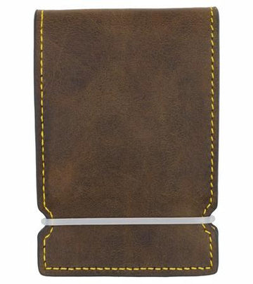 BROWN LEATHER - Ace of Clubs Golf Company