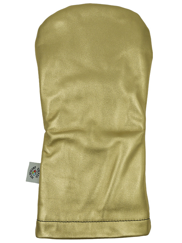 Gold Leather - Ace of Clubs Golf Company