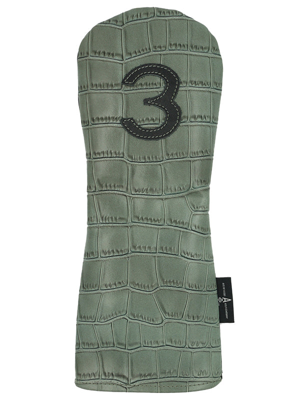 Gray Alligator 3 FW - Ace of Clubs Golf Company