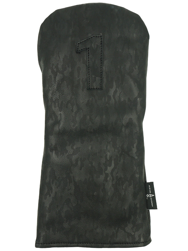 STEALTH CAMO LEATHER - Ace of Clubs Golf Company