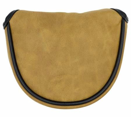 Tan Leather Mallet