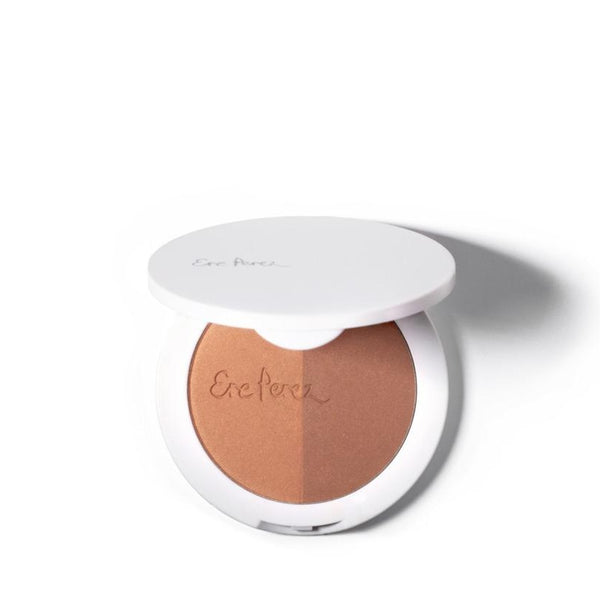 Ere Perez | Rice Powder Blush + Bronzer In Roma - 9g