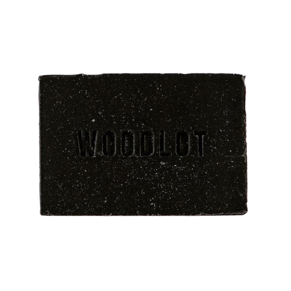 Woodlot | Wildwoods Charcoal Bar Soap - 4 oz