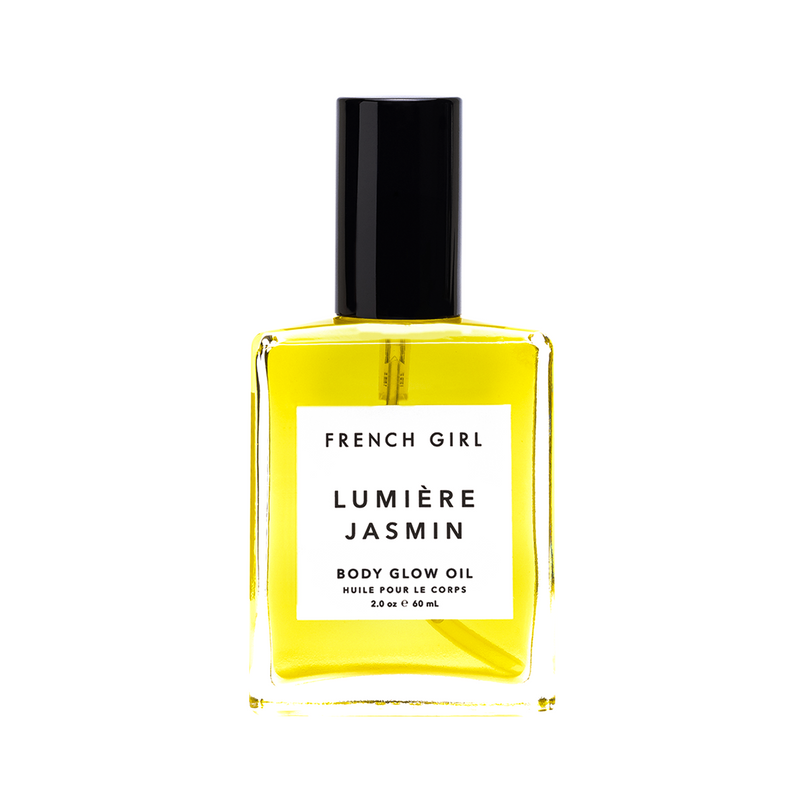 French Girl | Lumiere Jasmin Body Glow Oil - 2 oz