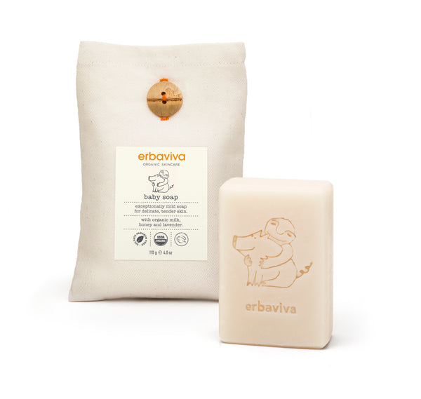Erbaviva | Baby Soap - 4 oz
