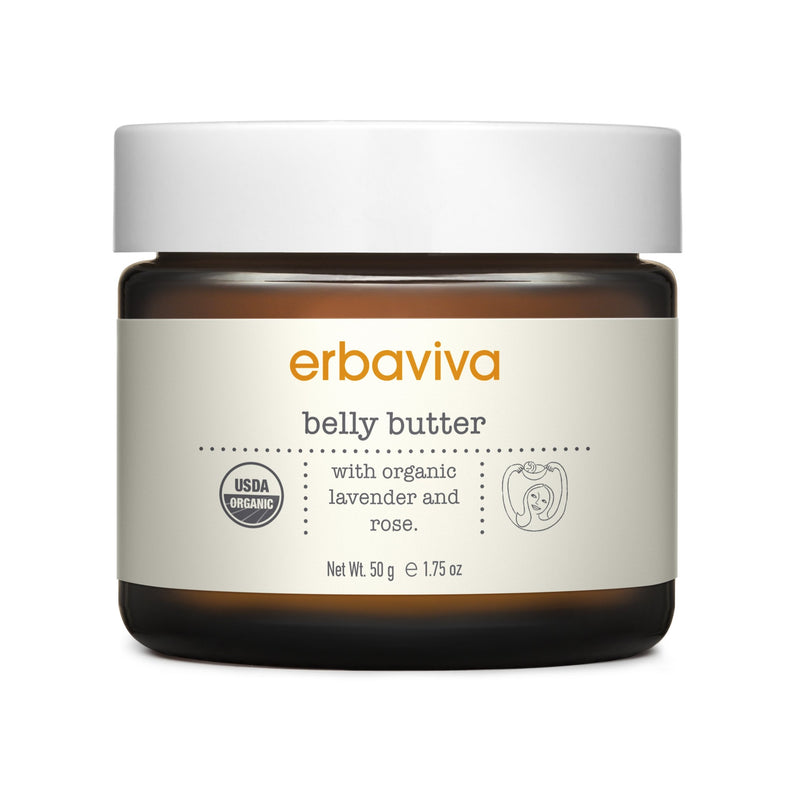Erbaviva | Belly Butter - 1.75 oz