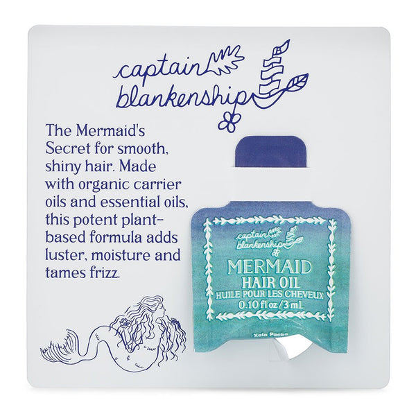 Captain Blankenship | Mermaid Hair Oil Sample - 0.3ml