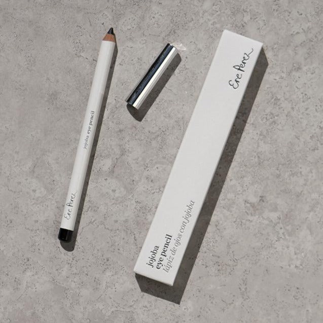 Ere Perez | Jojoba Eye Pencil in Black - 1.1 gr