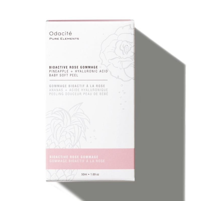 Odacite | Bioactive Rose Gommage - 1.7 oz
