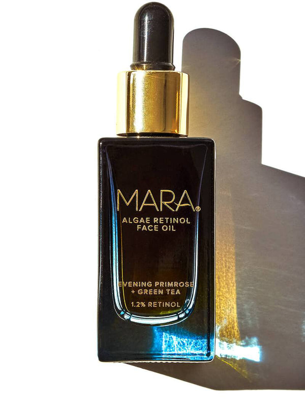 Mara | Evening Primrose + Green Tea® Algae Retinol Face Oil - 1 fl oz