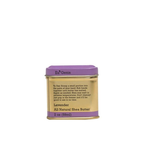 Eu'Genia | Essence of Lavendar Everyday Shea Butter - 2 oz