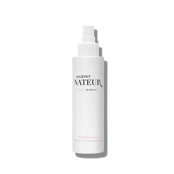 Agent Nateur | h o l i ( water ) pearl and rose hyaluronic toner