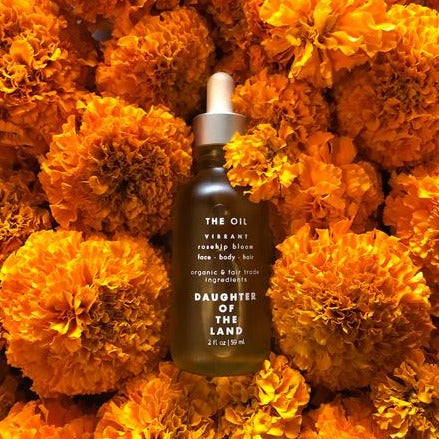 Daughter of the Land | The Oil - Rosehip Bloom - 2 fl oz