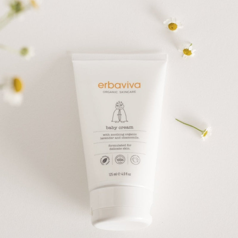 Erbaviva | Baby Cream - 4 oz