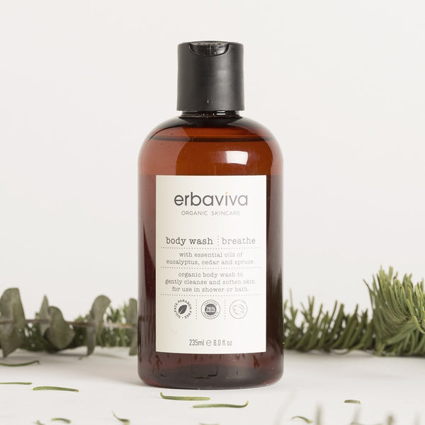 Erbaviva | Breathe Body Wash - 8 oz