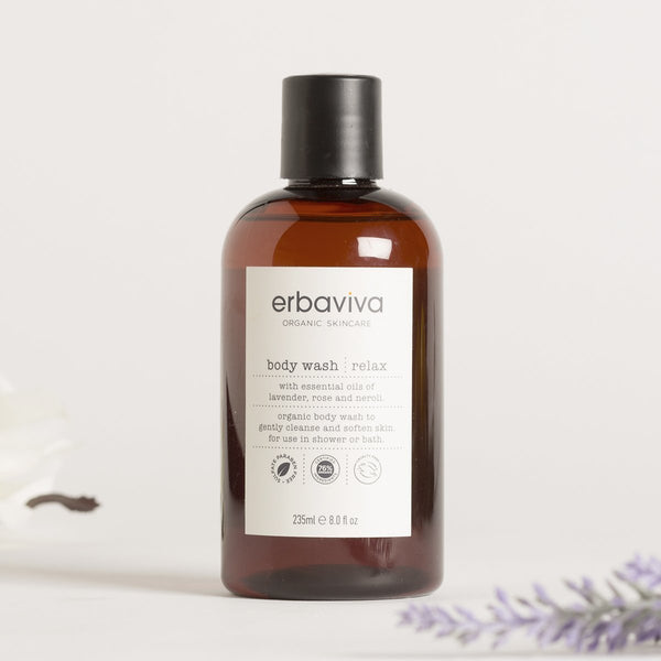 Erbaviva | Relax Body Wash - 8 oz
