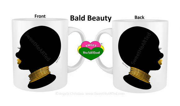 Mug-Bald Beauty