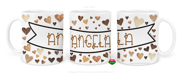 Mug & Coaster-I Am Loved