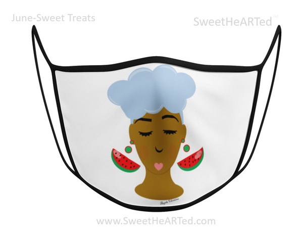 Face Covering-June-Sweet Treats