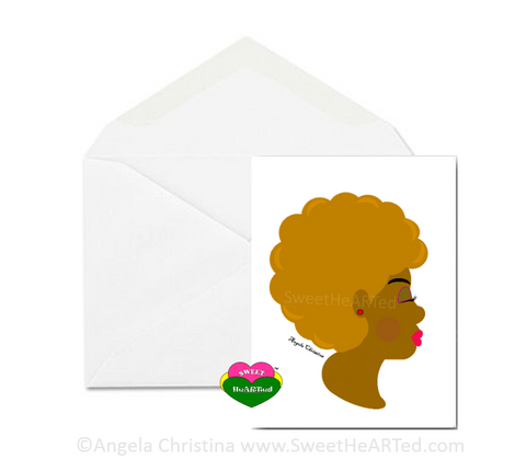 Card - So Fro Real-Rhonda