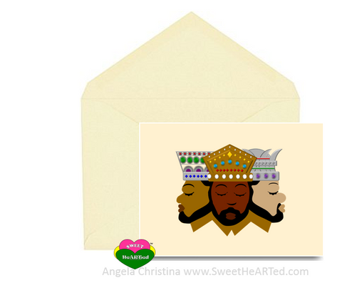 Holiday Card- Crowns of Wisdom