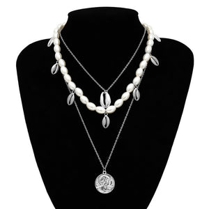 Sexy Sexy Chic Multi Layered Necklace Set