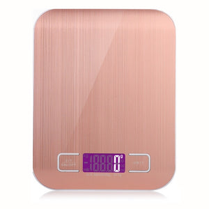 Stainless Steel Digital USB Kitchen Scale