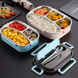 Wellness Stainless Steel Meal Box