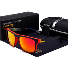 Load image into Gallery viewer, Polarized Aluminum Magnesium  Driving Shades