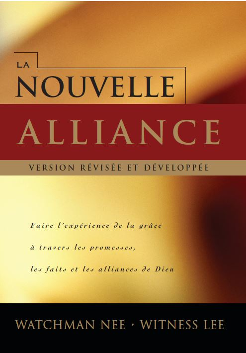 Nouvelle alliance, La