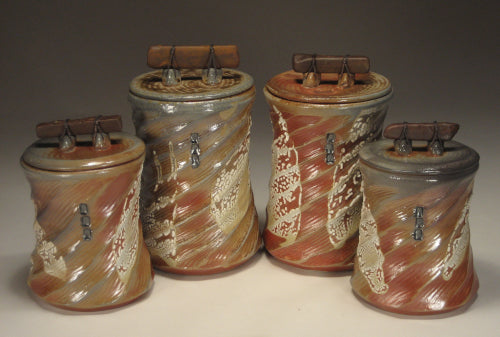 spiral canisters
