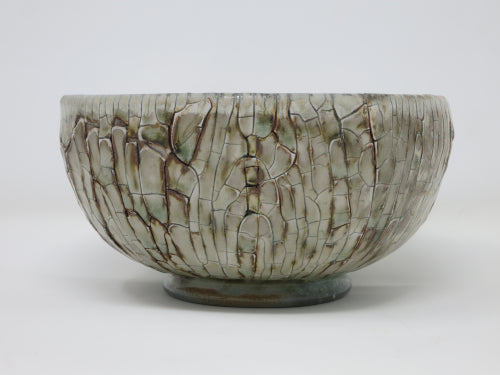 crackle bowl