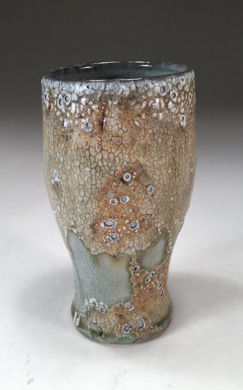 crackle wine cup