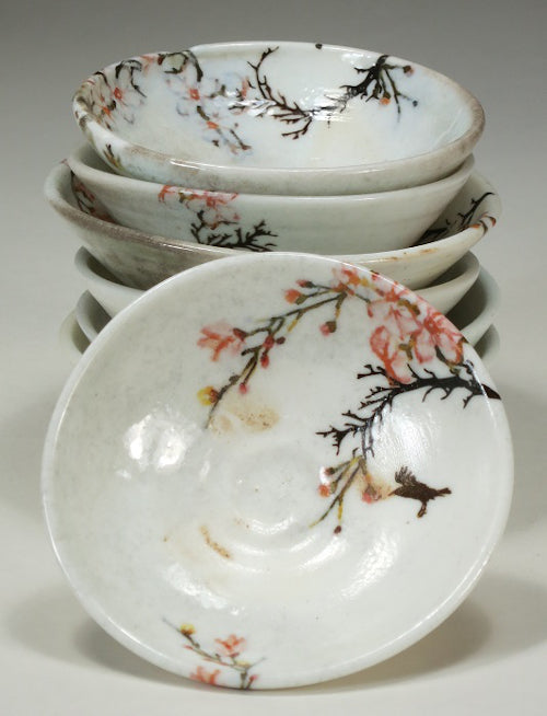 porcelain imaged dippy dishes
