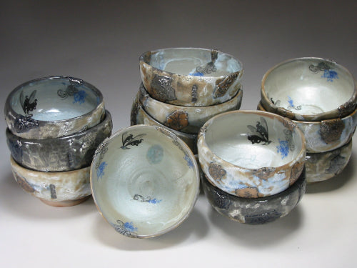 victorian patch bowls