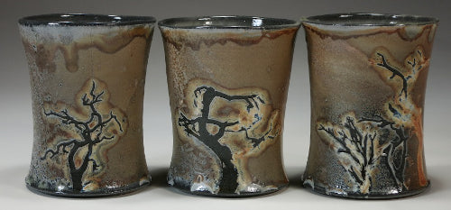 carbon tree cups