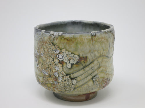 celedon tea bowl