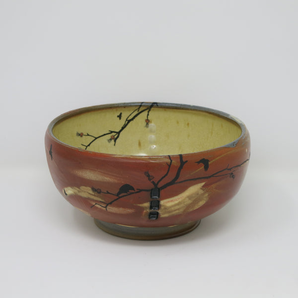 Raven Wood-fired Bowl (Large)