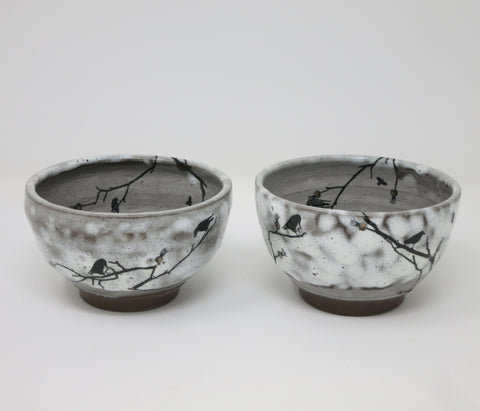 Ravens & Rosehips (Set of 2)